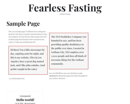 Fearless Fasting: The 90-day Weight Loss Course!