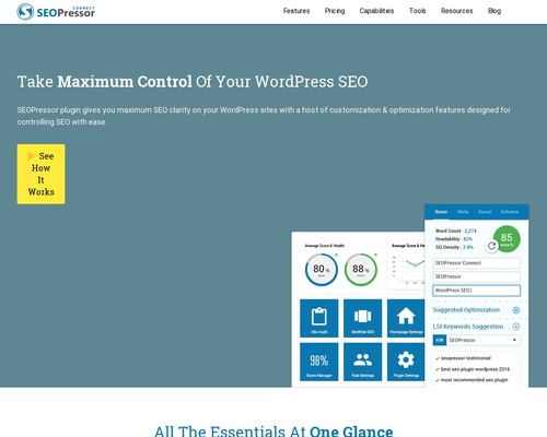 Seopressor Connect — Best WordPress SEO Plugin Gets Better